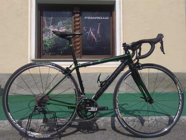 Cannondale SuperSix Evo 105 (2016)