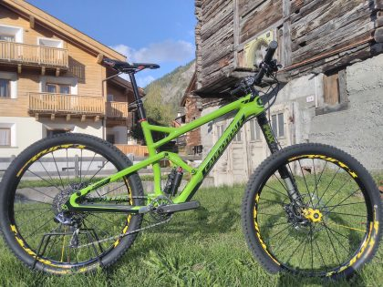 Cannondale Jekyll Carbon1 (2016, usata come nuova)