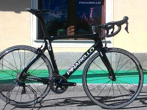 Pinarello F10 Demo Fleet (2017)