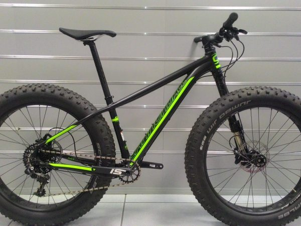 Cannondale Fat Caad1