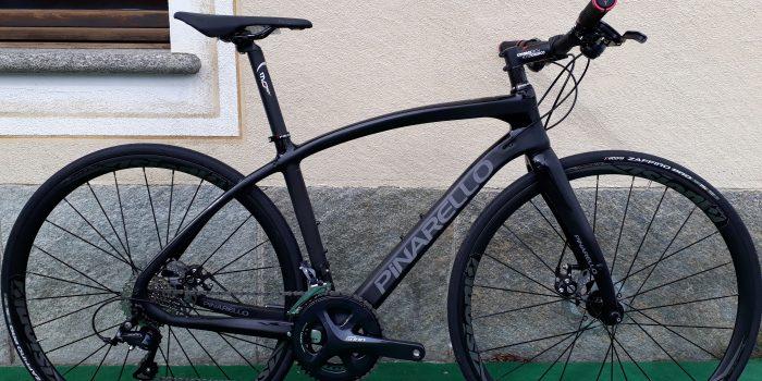 Pinarello Treviso Carbon