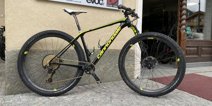 CANNONDALE FSI WORLD CUP (HI-MOD) (2019)